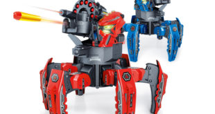remote controlled robots for kids