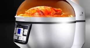 intelligent oil free air fryer