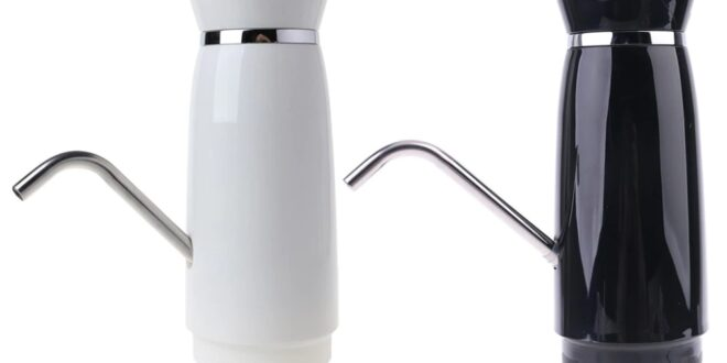 Automatic Electric Portable Water Pump Dispenser Switch
